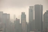 flat;house;tower-block;high-rise;Hong-Kong;skyscraper;architecture;tower;accomodation;China;smog;air-quality;pollution;pollution;air-pollution;visibility;skyline;city;urban;smoggy
