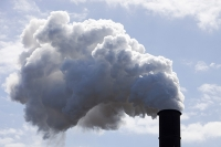 coal;fossil-fuel;emissions;C02;carbon-emissions;dirty;industry;heavy-industry;Bluescope;steel;steel-works;Kembla;Port-Kembla;Wollongong;New-South-Wales;Australia;smoke;smoke-stack;chimney;pollution;polluted;air-quality;air-quality;heavy-industry;industry;industrial;greenhouse-gas;climate-change;global-warming