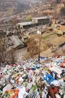 China;chinese;rubbish;litter;plastic;environment;polluted;pollution;degraded;waste;Tongshuan;Inner-Mongolia