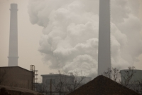 China;chinese;energy;power;electricity;power;power-station;coal;coal-fired;coal-fired-power-station;fossil-fuel;dirty;pollution;polluting;greenhouse-gas;emmissions;C02;carbon-dioxide;carbon-foorprint;global-warming;climate-change;power-plant;chimney;smoke-stack;electricity-genertation;power-consumption;industry;industrial;air-quality;air-pollution;smoke;sky;smog;steel;steel-works;steel-plant;industry;heavy-industry;Hangang