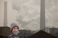 China;chinese;energy;power;electricity;power;power-station;coal;coal-fired;coal-fired-power-station;fossil-fuel;dirty;pollution;polluting;greenhouse-gas;emmissions;C02;carbon-dioxide;carbon-foorprint;global-warming;climate-change;power-plant;chimney;smoke-stack;electricity-genertation;power-consumption;industry;industrial;air-quality;air-pollution;smoke;sky;smog;steel;steel-works;steel-plant;industry;heavy-industry;Hangang;man;chinese;smoking;cigarette;cancer;unhealthy;face;smile;happy;habit;addict;addicted;nicotine