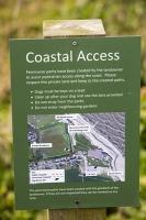 global-warming;sea-level-rise;erosion;coastal-erosion;beach;cliff;collapse;coast;Happisburgh;Norfolk;sea-defences;rapid-erosion;threat;vulnerable;edge;sea-level-rise;crumbling;access;footpath