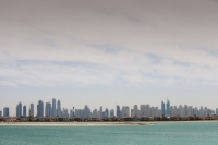 Dubai;Atlantis-on-the-Palm;high-class;development-expensive;resort;holiday;massive;building;architecture;Emirates;reclaim;beach;exclusive;skyline;tower-block;carbon-footprint;sea;beach;reclaim