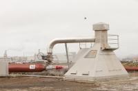 Iceland;Reykjavik;Keflavik;power-station;power;electricity;energy;geothermal;geothermal-energy;geothermal-electricity;steam;steaming;heat;hot;bore-hole;tapping;borehole;pipe;piping;temperature;geothermal-power;vulcanicty;Svartsengi;climate-change;global-warming;carbon-footprint;carbon-neutral;geology;plate-tectonics;tectonic;Svartsengi-power-station