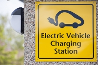 Isle-of-Harris;North-Harris;Outer-Hebrides;hebrides;Scotland;UK;Tarbert;electric-car;electric-vehicle;charging;recharging-station;facility;charger;electricity