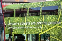 London;bus;london-bus;red;transport;travel;public-transport;green;green-transport;hybrid;hybrid-vehicle;electric;clean-air;air-pollution;air-quality;initiative;climate-change;global-warming;greener;street-map