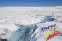 Greenland;icesheet;ice-sheet;inland-ice;ice-sea;frozen;cold;north;Arctic;glacier;glaciation;weather;climate;global-warming;climate-change;melt;melting;melt-water;meltwater;lake;summer;sea-level-rise;meteorology;study;science;ancient;Camp-Victor;Eqip-Sermia;remote;challenge;ice-surface;surface-melting;melt-water-stream;warming;temperature;rising-temperature;affect;melt-water;liqued;positive-feedback;Greenland-ice-sheet;interior;blue;sky;warm;sun;sunny;heat;energy;thermal;thermodynamics;crevasse;moulin;sink;stream;melt-water-stream;river;danger;dangerous;risk;risky;hazard;hazardous;albedo;reflection;suns-energy;surface;surface-melting;protest;protesting;sign;banner;placard;cool;global-warming;stop