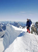 Alps-French-Alps-France-Chamonix-mountain-hill-frozen-snow-ice-t;Bossons-glacier-sun-pinnacle-shadow-ridge-cloud-Mont-Blanc-rock