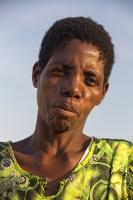 Malawi;Africa;Chiteskesa;refugee-camp;flood;floods;flooding;displaced;charity;NGO;aid;female;woman;black;African;green;dress