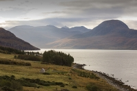 Scoraig;Little-Loch-Broom;Scotland;Highlands;remote;highlands;moorland;peninsular;community;green;off-grid;power;electricity;green;carbon-neutral;Coft;corfting;renewable-energy;wind-turbine;An-Teallach;munro;mountain;hill