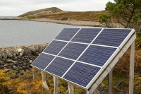 Scoraig;Little-Loch-Broom;Scotland;Highlands;remote;highlands;moorland;peninsular;community;green;off-grid;power;electricity;green;carbon-neutral;Coft;corfting;renewable-energy;wind-turbine;self-sufficiency;home-made;DIY;resilience;self-supporting;wood;wooden;carbon-footprint;climate-change;global-warming;solar-panel;PV;photo-voltaic