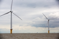 Gunfleet-Sands;Gunfleet-Sands-offshore-wind-farm;offshore-wind-farm;wind-farm;Essex;UK;Brightlingsea;renewable;renewable-energy;green;clean;carbon-neutral;energy;electricity;wind-turbine;climate-change;global-warming;Dong-Energy;energy-sector;sea;North-Sea;London-Array