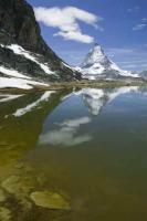 Switzerland;Zermatt;Gornergletscher;Alps;Alpine;mountain;mountainous;snow;ice;glacier;glacial;glacial-retreat;recede;receeding;melt;melting;warming;global-warming;rock;bare-rock;exposed;temperature;melting-glacier;moraine;retreat;retreating;ablation;crevasse;rockfall;landslide;permafrost;permafrost-melt