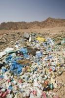 Egypt;Sinai;desert;sinai-desert;Dahab;Red-Sea;resort;coast;arabic;arab;heat;hot;dry;drought;mountain;hill;rock;rocky;geology;climate-change;global-warming;dusty;climate-shift;desertification;ridge;erosion;eroded;sand;sandy;rubbish;trash;garbage;litter;rubbish-dump;tip;pollution;polluted;plastic