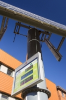 20130202_B18A8877.jpg Tracking solar voltaic panels outside the University of Central Lancashire, Preston, UK.