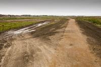 Blakeney;Norfolk;UK;North-Norfolk;coast;tidal;tidal-flooding;flood-surge;boat;damage;sea-wall;levee;protection;coastal-protection;coastal-defences;defences;repair;repairing;storm-damage;Environment-Agency