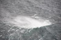 Orkney;Scotland;UK;coast;sea;power;energy;renewable;renewable-energy;wave-power;wave-energy;wave-energy-device;crashing;breaking;wind;storm;spray;windy;strong-wind;weather